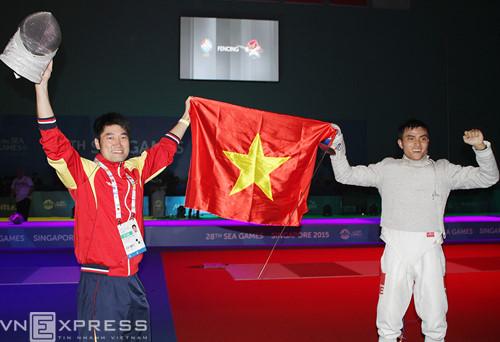 Đấu kiếm Việt Nam dự Olympic 2016: Tên tuổi nhỏ, ý chí lớn