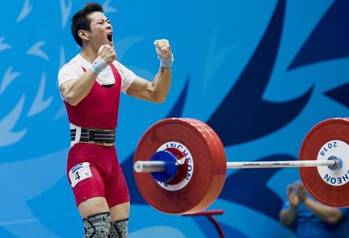 Olympic 2016: Gánh nặng nghìn cân trên vai Thạch Kim Tuấn