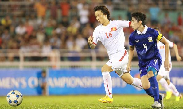 Thua sau 10 loạt luân lưu, Việt Nam dâng Cup cho Thái Lan