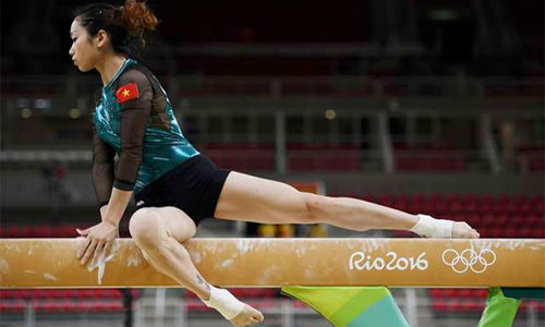 Ngày thi đấu thứ hai Olympic 2016: Hà Thanh, Kim Tuấn xung trận