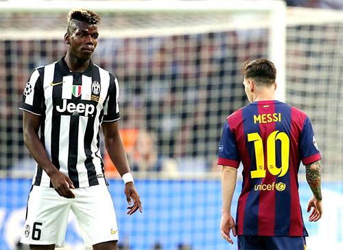 Pogba trở lại Man Utd trong hợp đồng kỷ lục thế giới