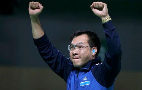 HC vàng lịch sử giúp Việt Nam leo lên nhóm đầu bảng Olympic 2016