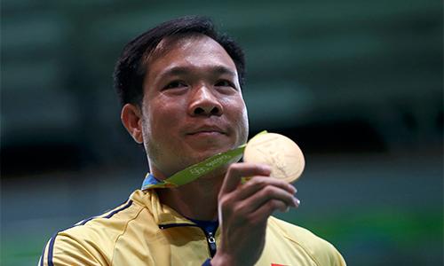 BBC gọi Hoàng Xuân Vinh là huyền thoại thể thao Việt Nam
