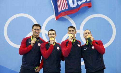 Michael Phelps giành HC vàng thứ 19 ở Olympic