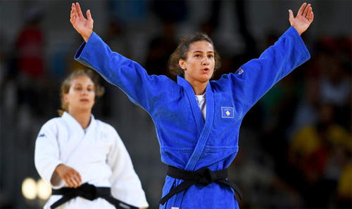 Kosovo giành huy chương vàng mang tính lịch sử tại Olympic - ảnh 1