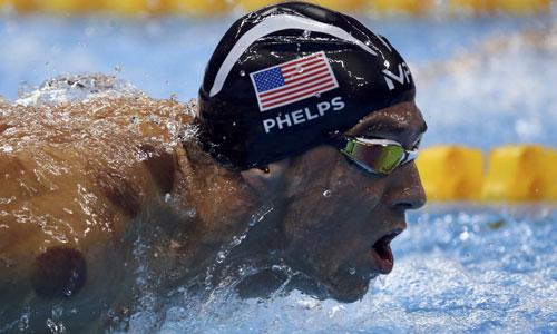 Truyền hình quốc gia Nga so sánh liệu pháp giác hơi của Phelps với doping