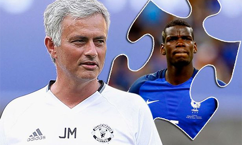 """Mourinho: """"Man Utd là nơi hoàn hảo giúp Pogba trở thành số một"""""""