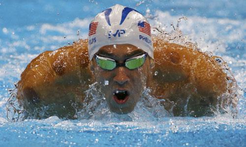 Michael Phelps cân bằng kỷ lục tồn tại 2168 năm ở Olympic