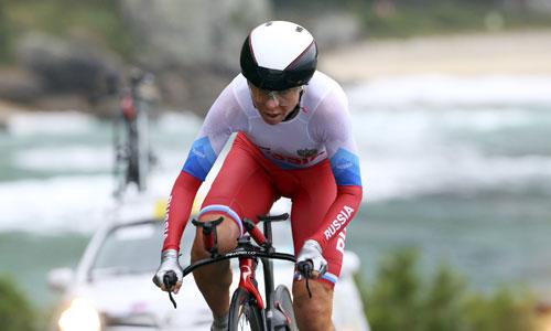 Cua-rơ Nga từng dính doping mừng hụt HC Vàng