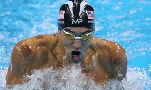 Phelps là VĐV bơi lớn tuổi nhất đoạt HC vàng cá nhân ở Olympic