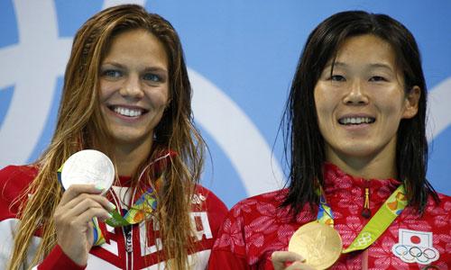 Nữ kình ngư Nga kéo Michael Phelps vào tranh cãi doping