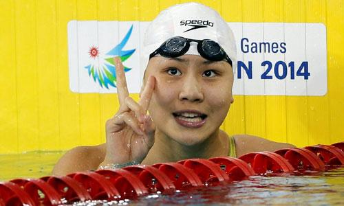 Kình ngư Trung Quốc dính doping ở Olympic 2016