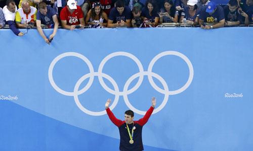 Phelps khẳng định giải nghệ ngay sau Olympic 2016
