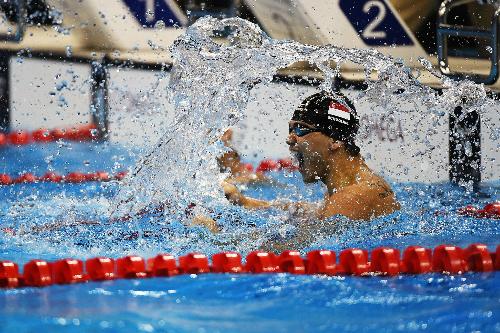 Kình ngư Đông Nam Á đánh bại Phelps, lập kỷ lục Olympic