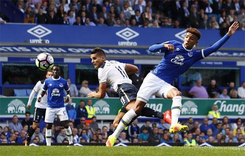 Everton 1-1 Tottenham: Trận đấu của những bàn thắng đẹp