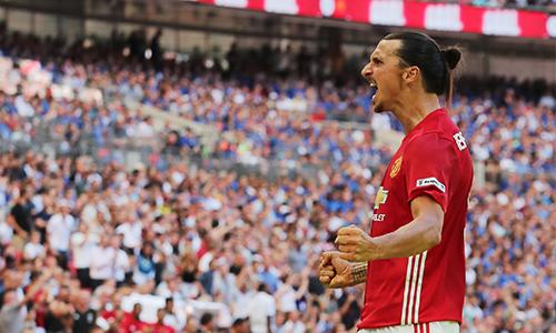 """Ibrahimovic: """"Tôi như sư tử khi thi đấu, nhưng không hoang dại"""""""