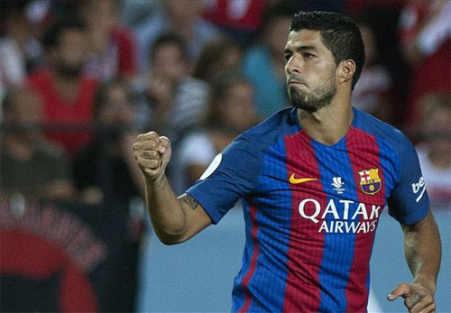 Thắng thuyết phục Sevilla, Barca chạm một tay vào Siêu Cup