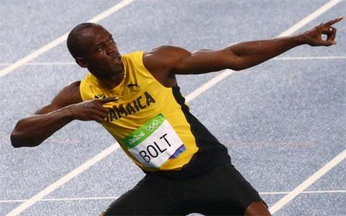 Usain Bolt đoạt HC vàng Olympic thứ tám