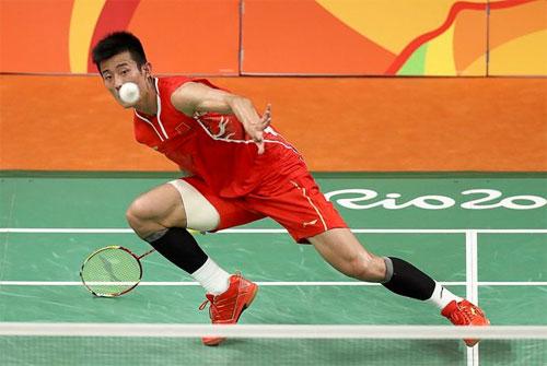 Chen Long đánh bại Lee Chong Wei, lần đầu vô địch cầu lông Olympic