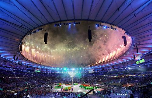 Olympic Rio 2016 kết thúc