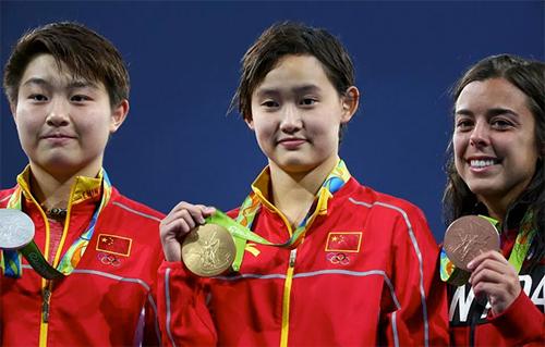 Báo Trung Quốc nhầm đoàn nhà đứng thứ nhì tại Olympic 2016