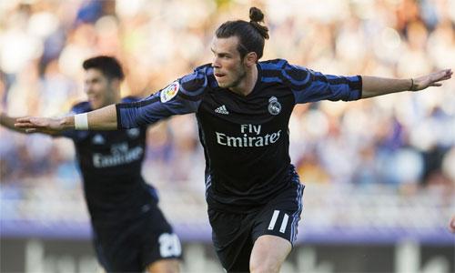Gareth Bale gia hạn hợp đồng với Real đến năm 2021