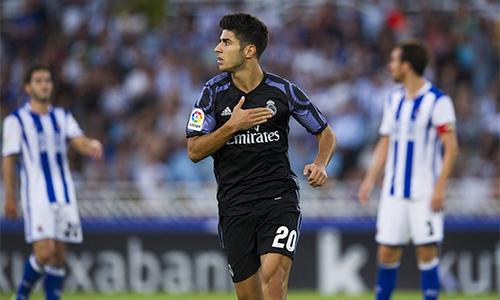 Asensio: Hoàng tử mới của Real Madrid