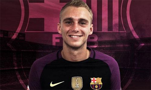 Barca mua thủ môn đội tuyển Hà Lan