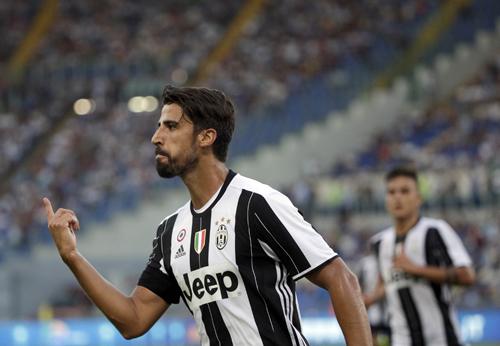 Juventus giành chiến thắng thứ hai tại Serie A