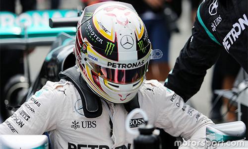 Vì sao Hamilton bị phạt hạ 55 bậc xuất phát tại GP Bỉ
