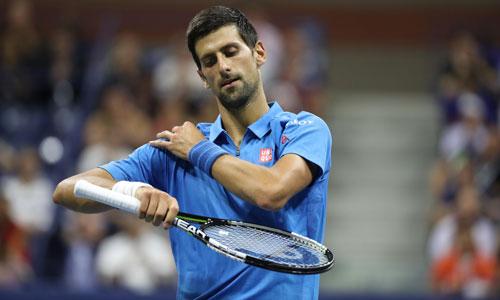 Djokovic vào vòng hai Mỹ Mở rộng sau trận thắng bốn set
