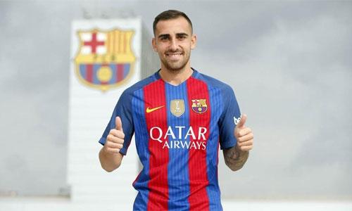 Barca trói chân tiền đạo tân binh bằng điều khoản 111 triệu đôla