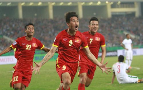 Công Vinh tin vào sự phát triển của bóng đá trẻ Việt Nam