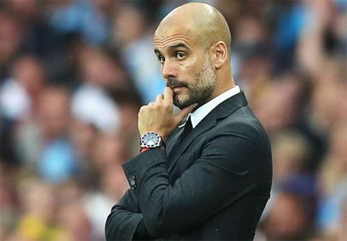 Guardiola ca thán về vận đen Champions League của Man City