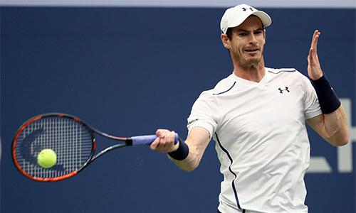 Murray vào vòng ba Mỹ Mở rộng trong cơn mưa xối xả