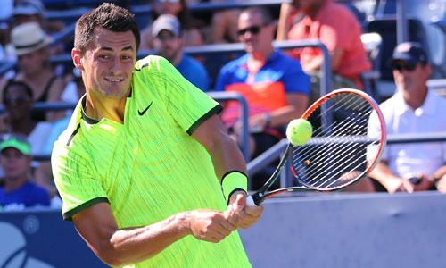Tay vợt Australia bị phạt 10.000 đôla vì sỉ nhục khán giả