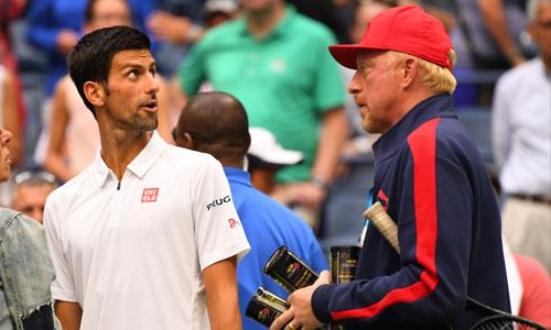 Djokovic lại đi tiếp ở Mỹ Mở rộng nhờ đối thủ rút lui