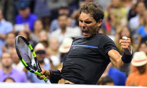Nadal dễ dàng vào vòng bốn Mỹ Mở rộng