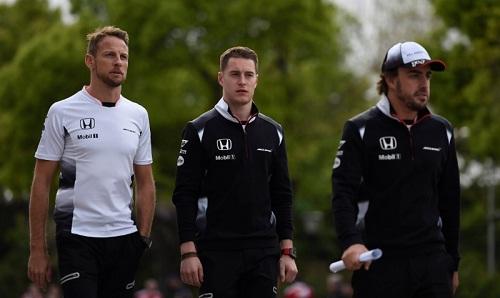 Jenson Button không tham dự đường đua F1 2017