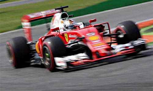 Hamilton giành pole, sánh ngang huyền thoại Senna tại Monza - ảnh 3