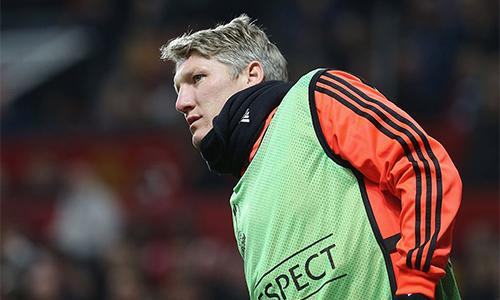 Mourinho gạt Schweinsteiger khỏi danh dách dự Europa League