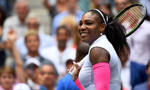 Serena chạm mốc kỷ lục 307 trận thắng tại các Grand Slam