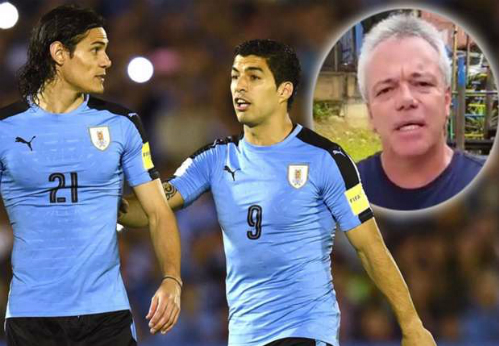 Sát thủ giết hàng trăm người gửi lời nhắn cho Suarez và Cavani