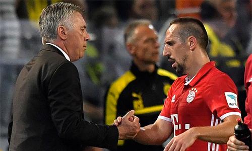 Ancelotti không ưa những người đại diện cầu thủ