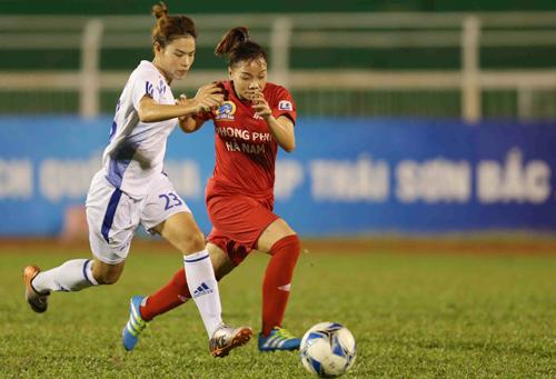 Đội nữ Sơn La: Chỉ thuê sân tập khi gặp đối thủ yếu ở giải quốc gia