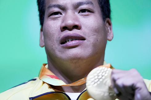 Lê Văn Công: Ngọn lửa nghị lực hun đúc nên HC vàng Paralympic