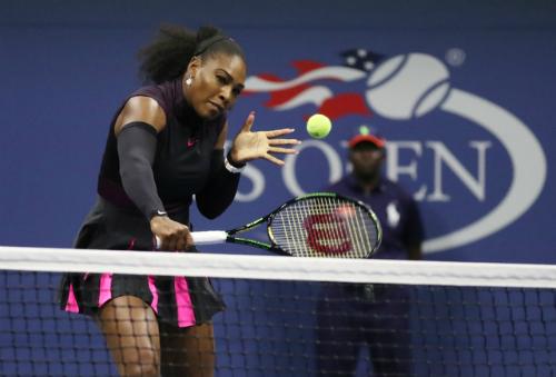 Serena thua ở bán kết Mỹ Mở rộng, mất vị trí số một thế giới