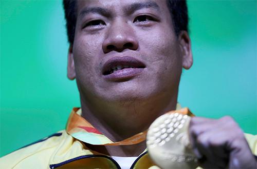 Đô cử Việt Nam đoạt HC vàng Paralympic 2016, phá kỷ lục thế giới - ảnh 1