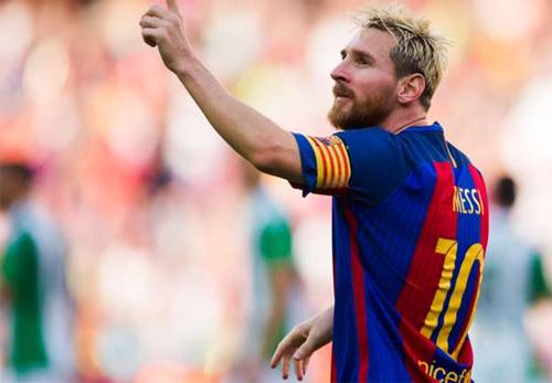 Barca sẵn sàng trao hợp đồng trọn đời cho Messi