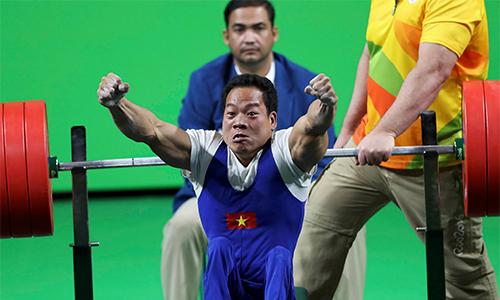 Đô cử Việt Nam đoạt HC vàng Paralympic 2016, phá kỷ lục thế giới - ảnh 2